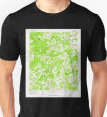 USGS TOPO Map Georgia GA Auburn 244945 1964 24000 Unisex T-Shirt