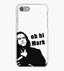 The Room Tommy Wiseau quote iPhone Case/Skin