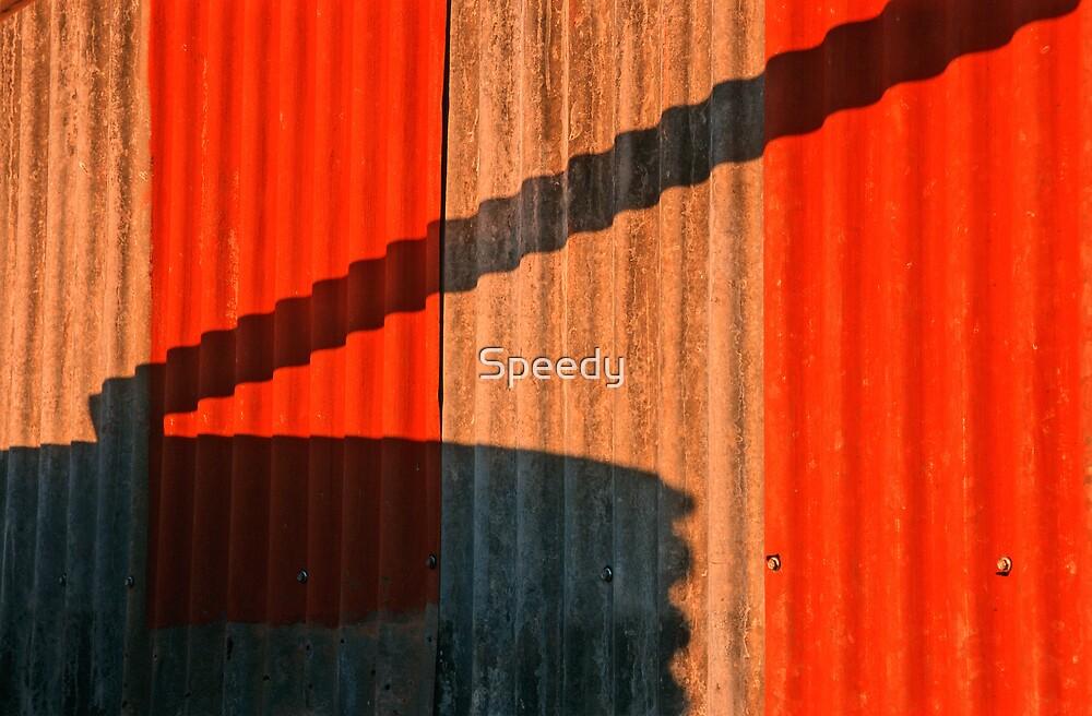 Watertank Shadow by Speedy
