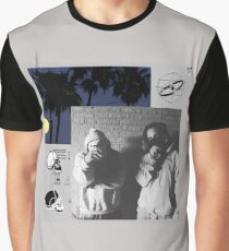 Now The Moon's Rising Graphic T-Shirt