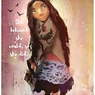 """""""Wisdom Keeper Series 1: She Believed She Could"""" by Soulwhisperarts"""