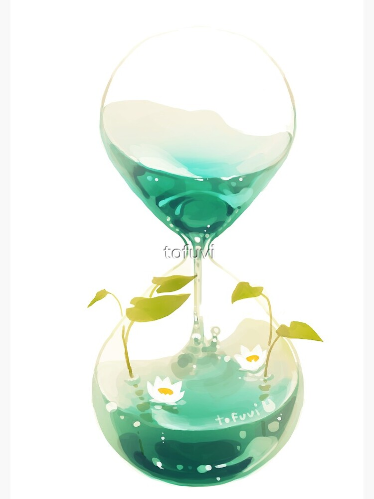 flow of time. by tofuvi