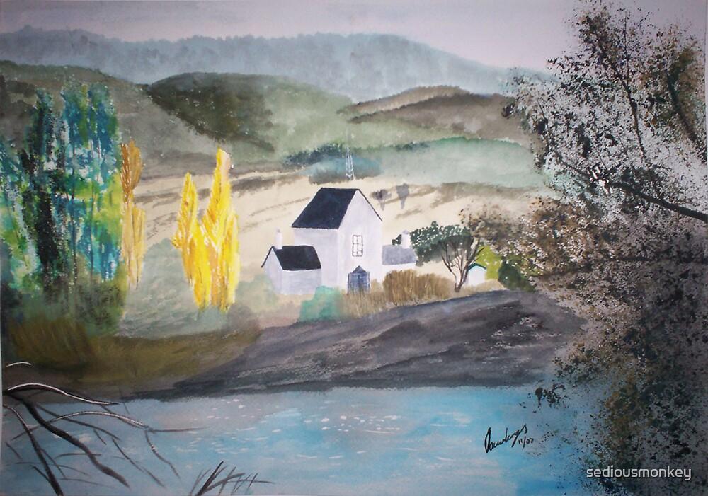 The Grange - Tasmania by sediousmonkey