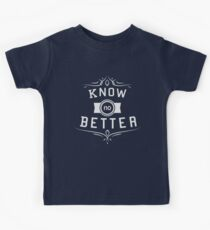 Know No Better  Kids Clothes