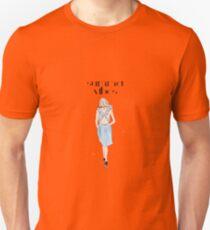 Tender girl Unisex T-Shirt