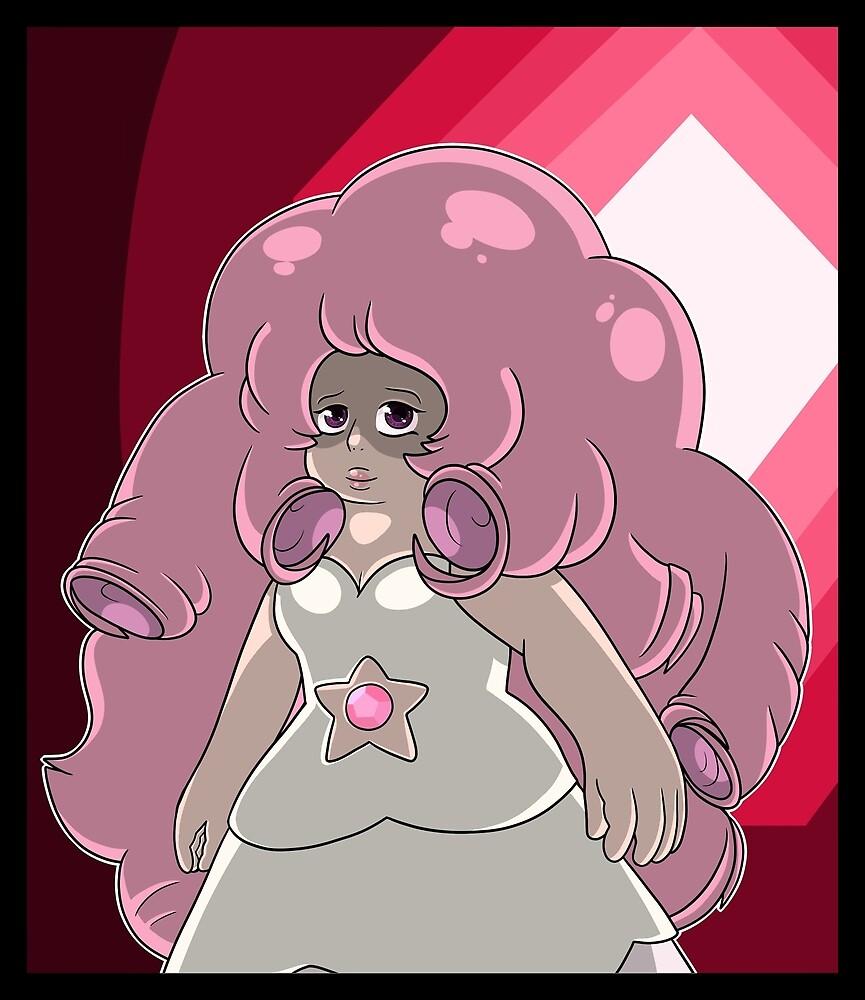 Rose Quartz by AgentKulu