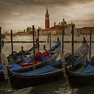....dark clouds over Venice.... by John44