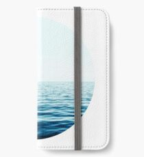OCEAN CIRCLE iPhone Wallet/Case/Skin