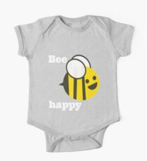 Bee Happy - retro awesome! Kids Clothes