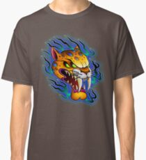 Sabre-Tooth Cat Classic T-Shirt