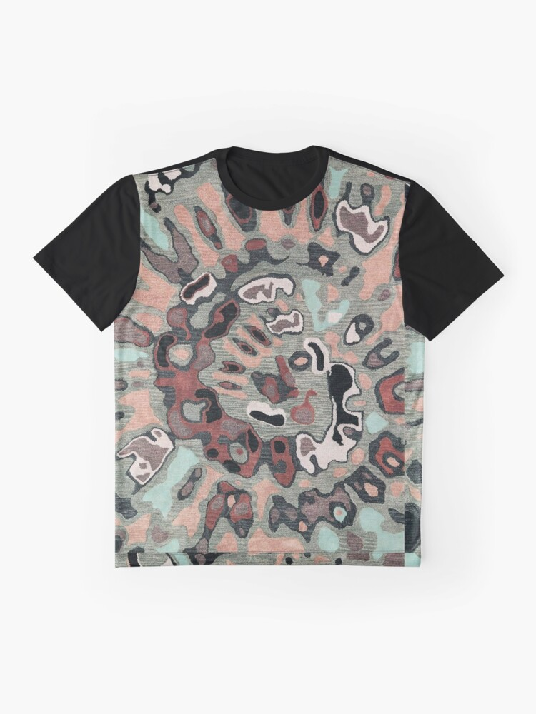 Alternate view of Art, Illustration, Modern, Contemporary, Psychedelic  Graphic T-Shirt