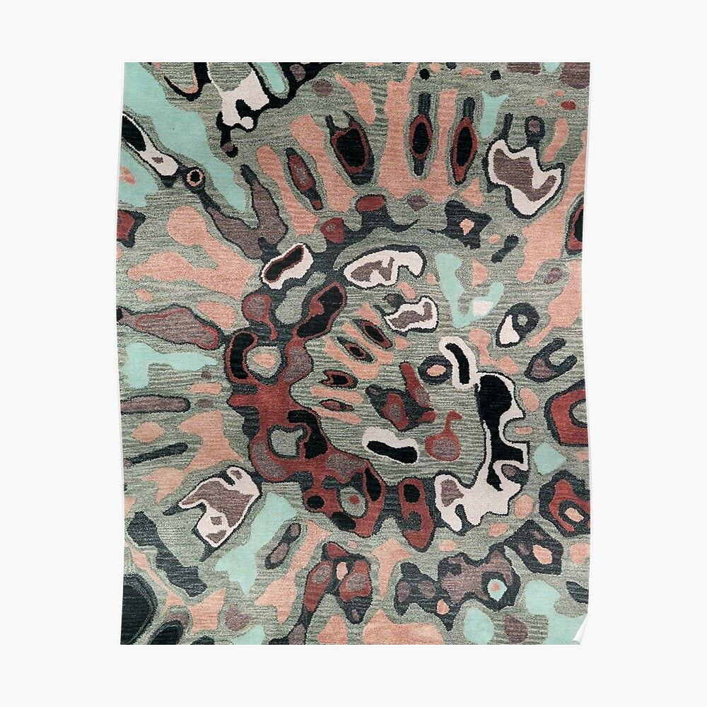 Art, Illustration, Modern, Contemporary, Psychedelic  Poster