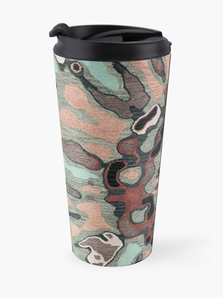 Alternate view of Art, Illustration, Modern, Contemporary, Psychedelic  Travel Mug
