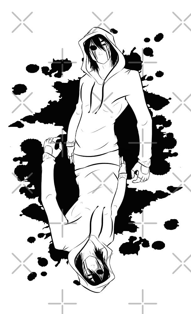 Eyeless Jack by ScaryHumor1245