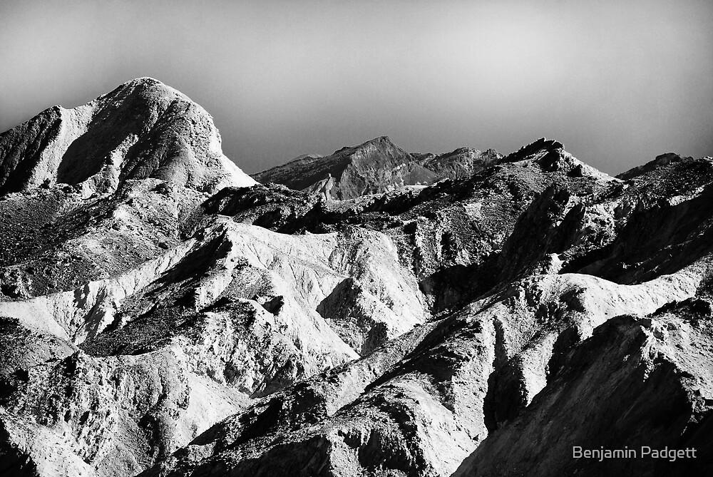 Death Valley Amargosa by Benjamin Padgett