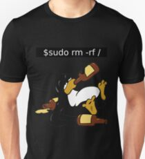 Funny Linux Command T-Shirt