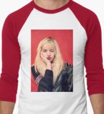 Cute Lisa Men's Baseball ¾ T-Shirt