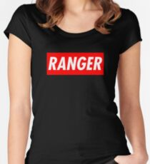 Ranger Women's Fitted Scoop T-Shirt