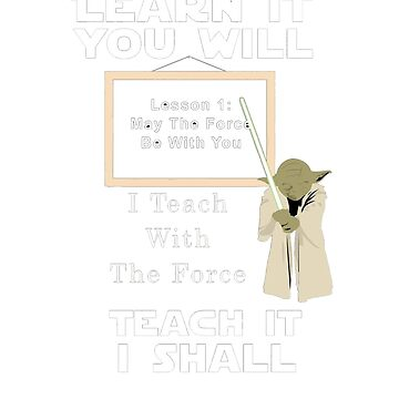 Do. Or Do Not. There Is Not Try T-Shirt by vonivacen