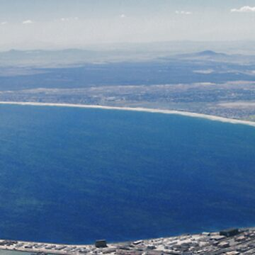Table Bay - Cape Town - South Africa by anthonybooysen