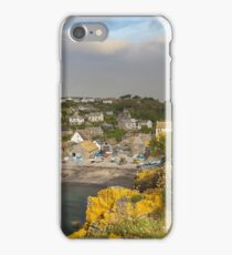 Cadgwith Cove, Cornwall, England. iPhone Case/Skin