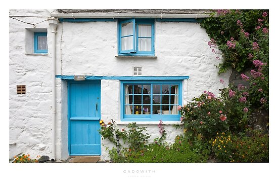 Cadgwith, Cornwall, England by Andrew Roland