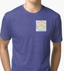 The Happiest Cruise Tri-blend T-Shirt