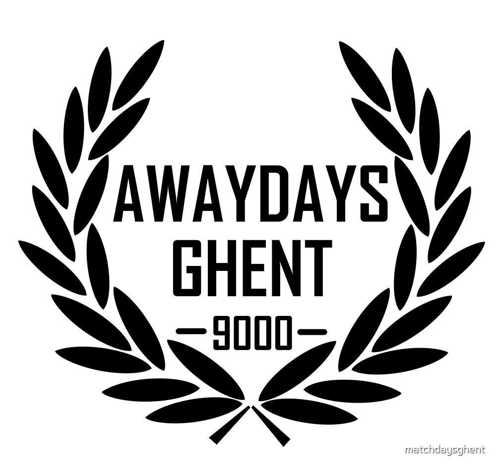 Awaydays Ghent by matchdaysghent