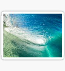 Ocean's Calling (ocean wave) Sticker
