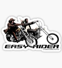 Easy Rider Movie Tshirt Sticker