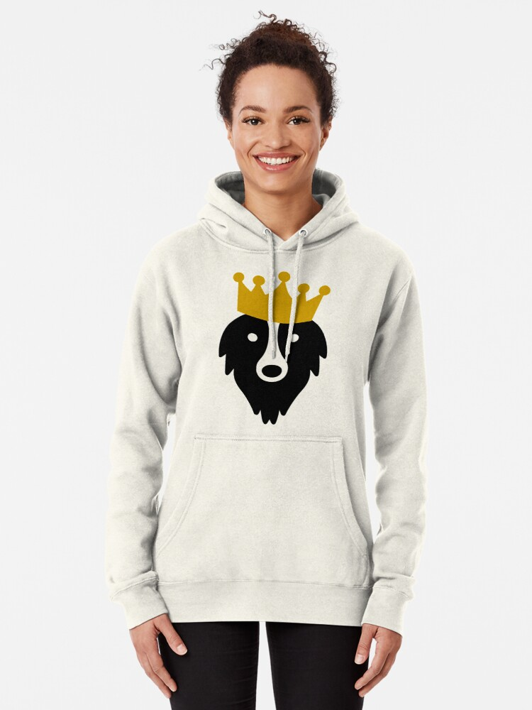 Alternate view of King Grogl™ Outlet Pullover Hoodie