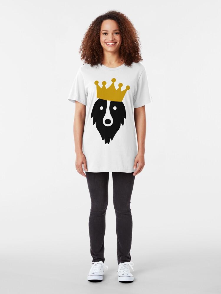 Alternate view of King Grogl™ Outlet Slim Fit T-Shirt
