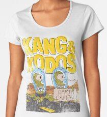 Kang & Kodos Women's Premium T-Shirt