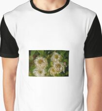 Clematis beards Graphic T-Shirt