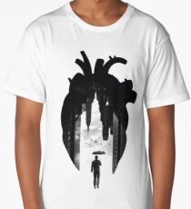 In the Heart of the City Long T-Shirt