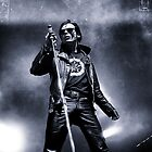 The Sisters of Mercy - Andrew Eldritch by createdezign