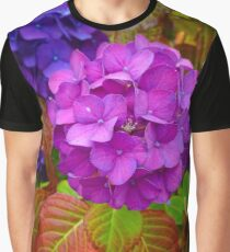 West Coast Gardens: Holy Hydrangea III Graphic T-Shirt