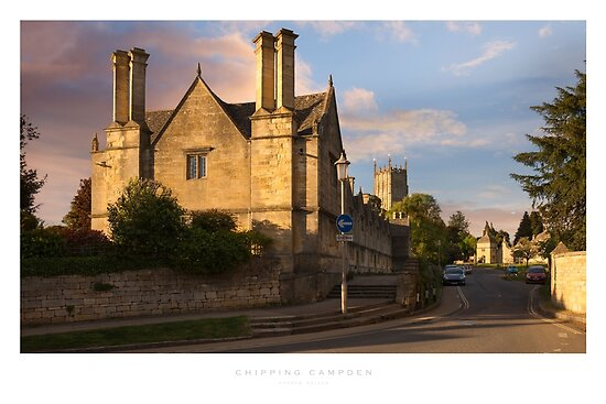 Chipping Campden, Cotswolds by Andrew Roland