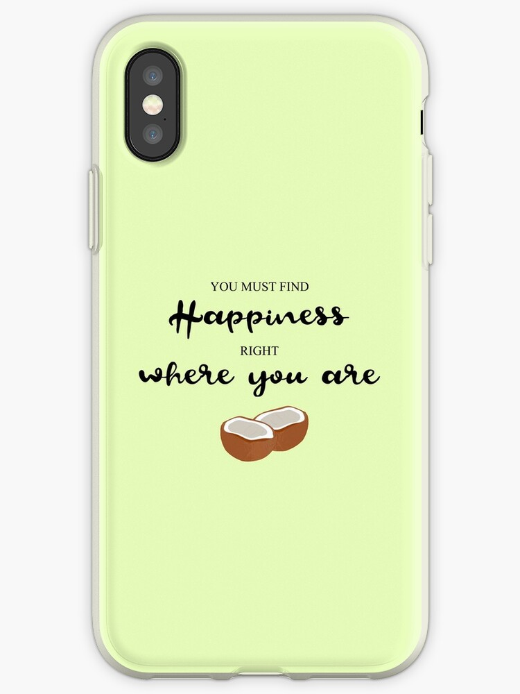 Happiness (Coconut) by IniDreams