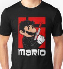 Mario Archer Unisex T-Shirt