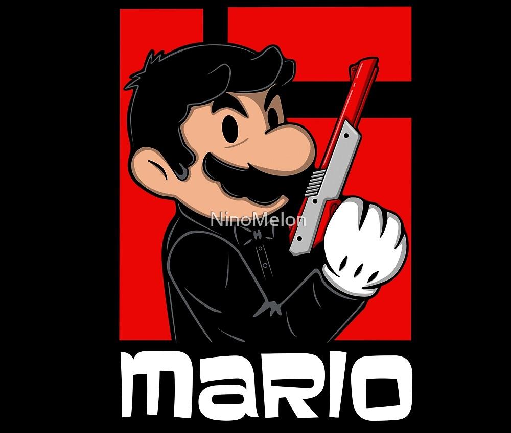 Mario Archer by NinoMelon