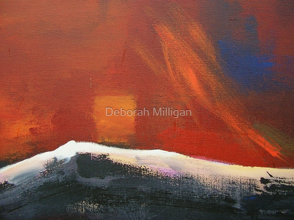 Intimacy - up close and personal by Deborah Milligan