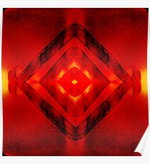 Red Rectangle Nebulae Poster