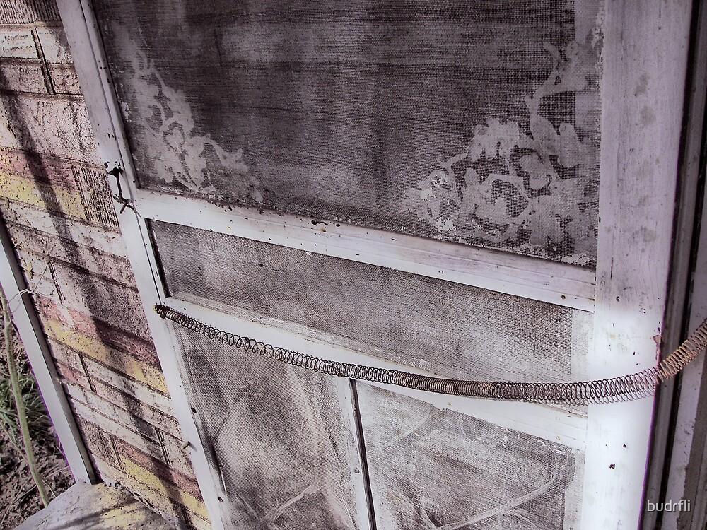 the screen door by budrfli