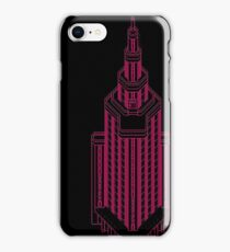 Earthbound Moonside Monotoli Tower iPhone Case/Skin