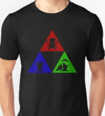 Power - Wisdom - Courage  Unisex T-Shirt