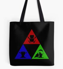Power - Wisdom - Courage  Tote Bag