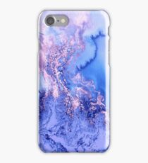 marble watercolour iPhone Case/Skin