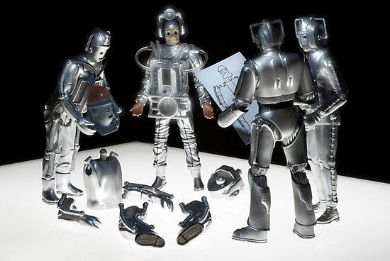 How many Cybermen... by Corbin Adler