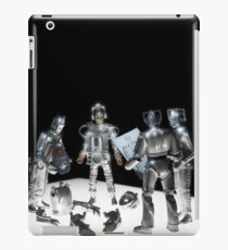 How many Cybermen... iPad Case/Skin